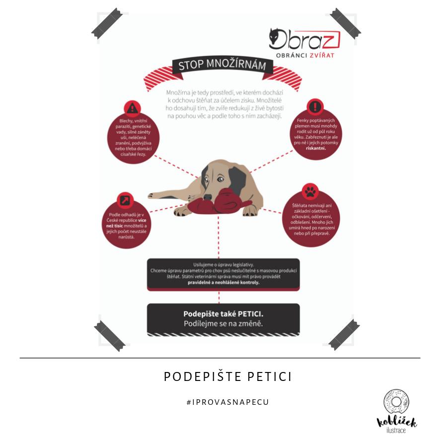 Stop množírnám infografika